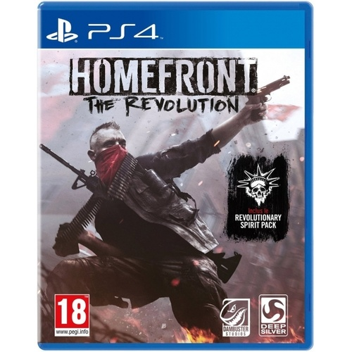 Homefront The Revolution Day One Edition PS4