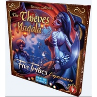 Five Tribes Thieves of Naqala Expansion