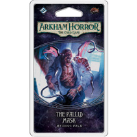 Arkham Horror LCG The Pallid Mask