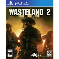 Wasteland 2 Directors Cut PS4