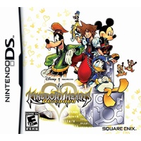 Kingdom Hearts Re-Coded NDS