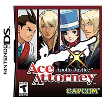 Apollo Justice: Ace Attorney DS