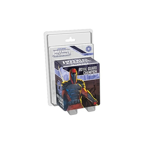 Star Wars Imperial Assault: Royal Guard Champion Villain Pack