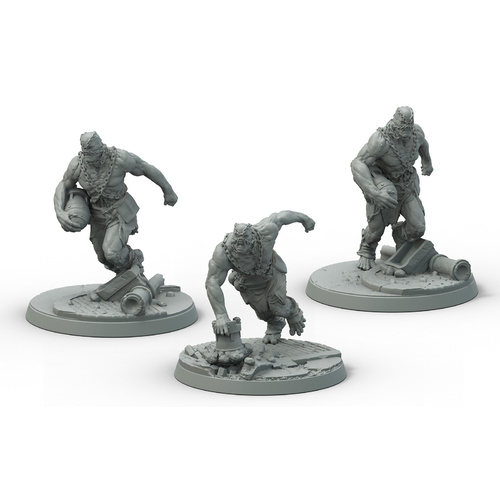 Fallout Wasteland Warfare Super Mutants Suiciders