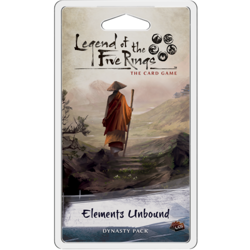 Legend of the Five Rings LCG Element Unbound
