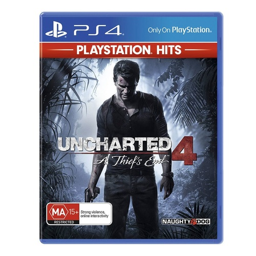 Uncharted 4 (Playstation Hits) PS4