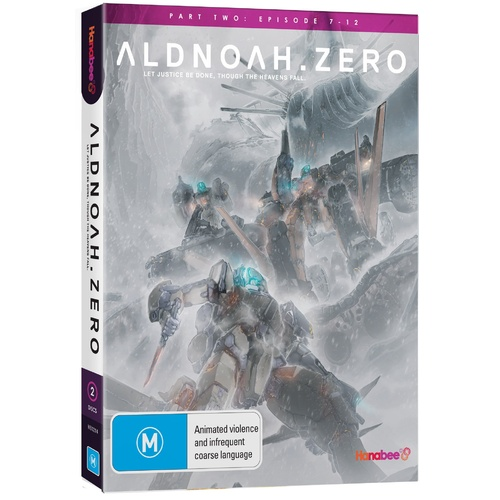 ALDNOAH.ZERO: PART TWO (BLU-RAY)