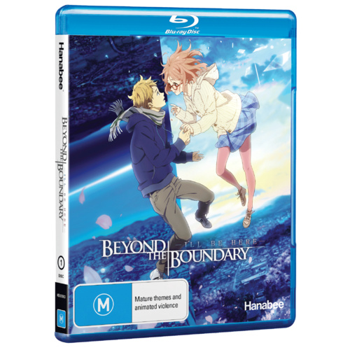 BEYOND THE BOUNDARY ~ I'LL BE HERE~ (BLU-RAY)