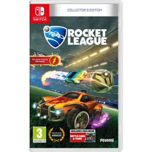 Rocket League Collectors Edition Nintendo Switch Game