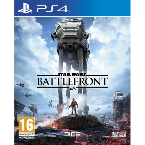 Star Wars Battlefront PS4 Game